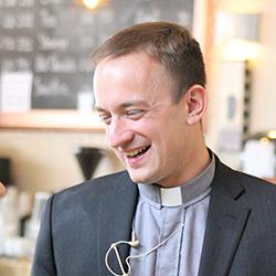 Pastor Adam Berndt